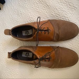 Urban Outfitters Two Tone Saddle Shoe Size 10